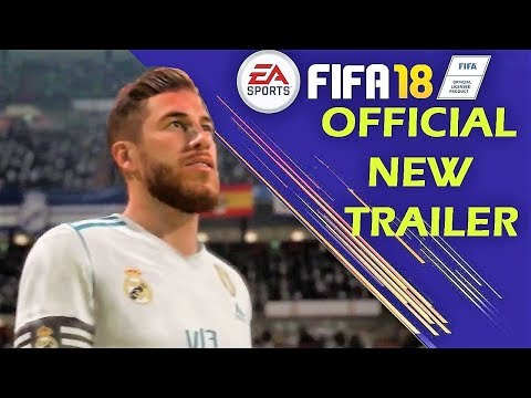 """FIFA 18 Cinematic Gameplay Trailer """"The Madrid Derby"""" ( Xbox One, PS4, PC ) HD 1080p"""