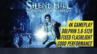 Silent Hill: Shattered Memories PC Dolphin FIXED FLASHLIGHT