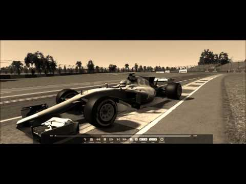 Volta Virtual Introdução Formula 1