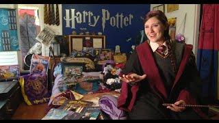 'Harry Potter' superfan gets J.K. Rowling tattoo