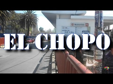 TIANGUIS CULTURAL DEL CHOPO (reportaje)