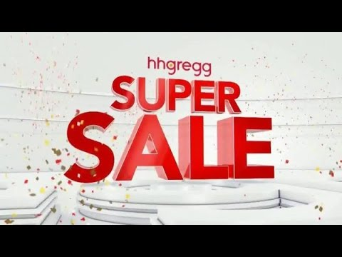 TV Commercial - H.H. Gregg Super Sale Savings Lineup - Get Ready For SuperBowl XLIX