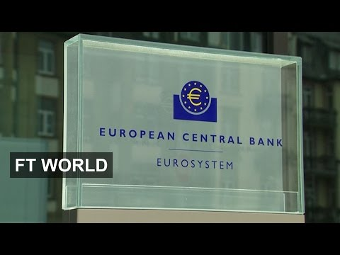 ECB's Praet on another round of stimulus | FT World