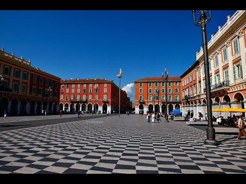 Nice - La Place Massena
