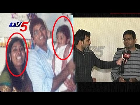 Indian Woman, Son Murder - Husband Hanumanth Rao Version | USA | TV5 News