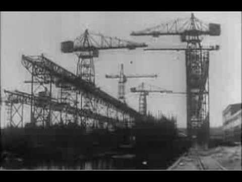 Historia Gdanska - Bierut W Gdansku 1945 R.