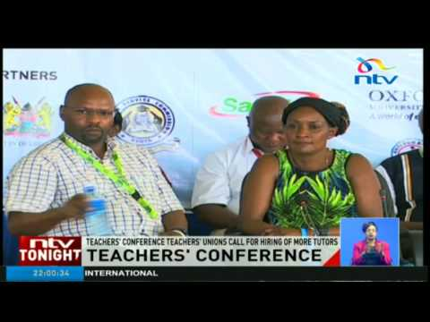 Teachers union calls for hiring of more tutors