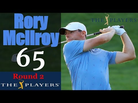 RORY MCILROY *EVERY SHOT 65 | THE PLAYERS ROUND 2