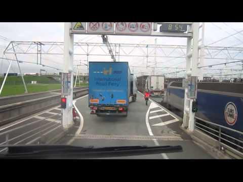 eurotunel Calais