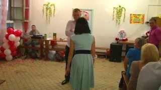 Танец свидетелей 18+)))