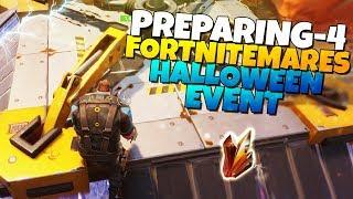 Preparing for Fortnitemares V.2 | Fortnite Save The World