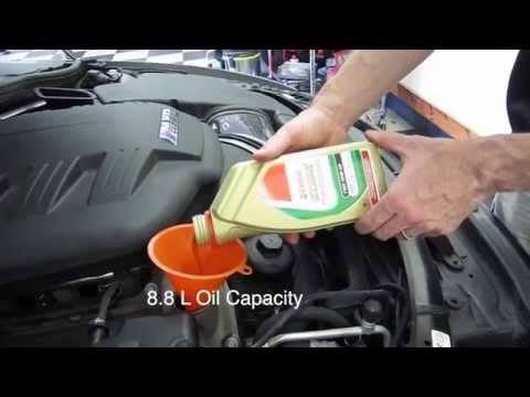 How To Change The Oil In Your BMW M3