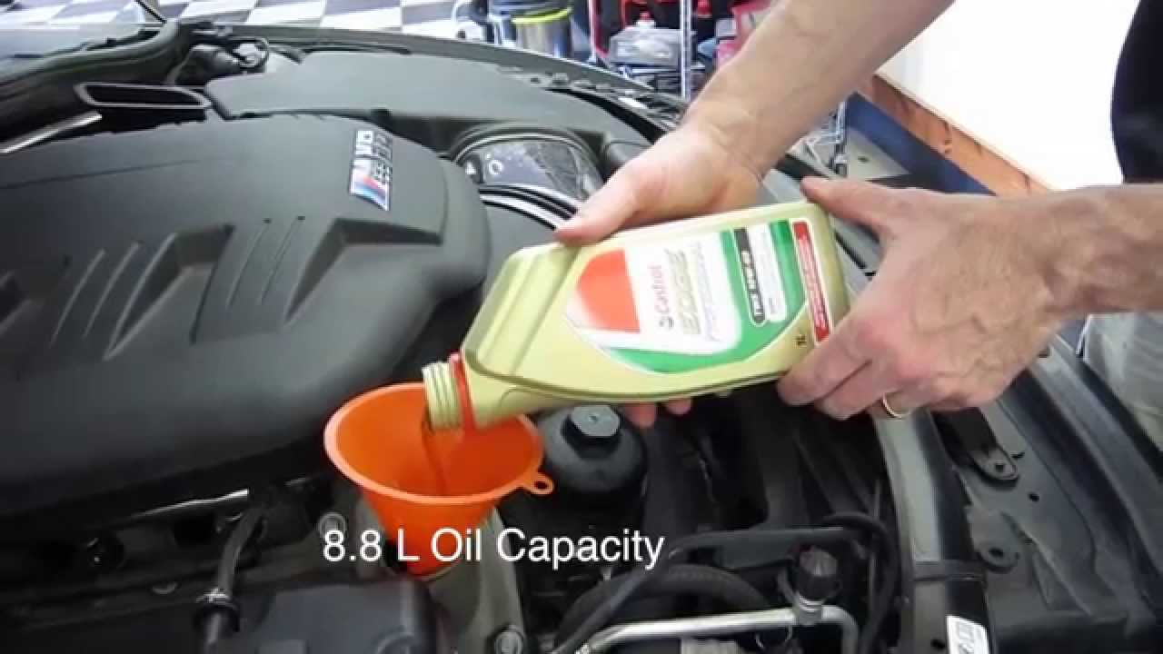 e92 m3 engine oil
