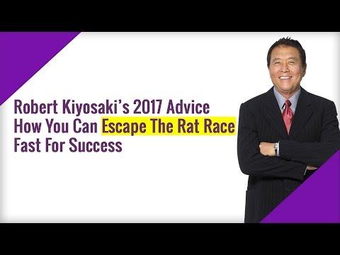 Robert Kiyosaki's Life-Changing Advice In 2017 - The Cashflow Quadrant