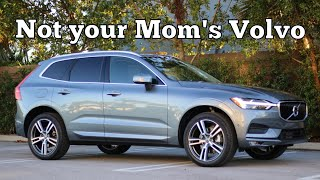 The 2018 Volvo XC60, Not your Mom's Volvo!
