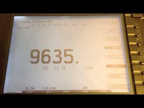 ORTM Radio Mali 9635 kHz