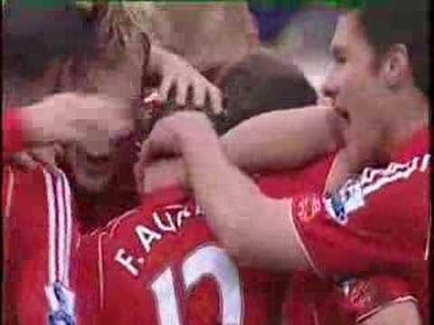 Fabio Aurelio Goal Against Bolton