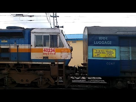 Back with Diesel?? UnExpected link:Chennai Express/Mail-IndianRailways