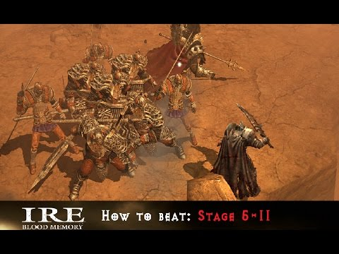 IRE: BLOOD MEMORY ► HOW TO BEAT 5-11 STAGE EASIER (S+ Grade)