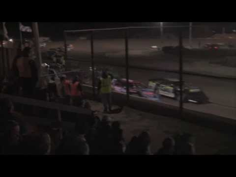 Kankakee County Speedway l UMP Modified A-Main #1 l 9.13.13