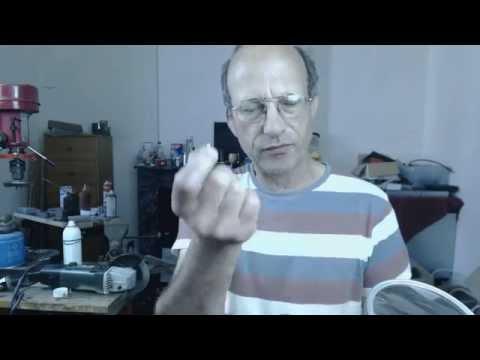 Carb fuel needle valve - Repair a leaking carburettor - reseat the valve