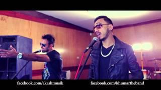 Khumar ft Akash - Akhiyan