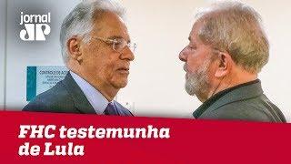 FHC presta depoimento como testemunha de Lula em inquérito do Sítio   Jornal JP