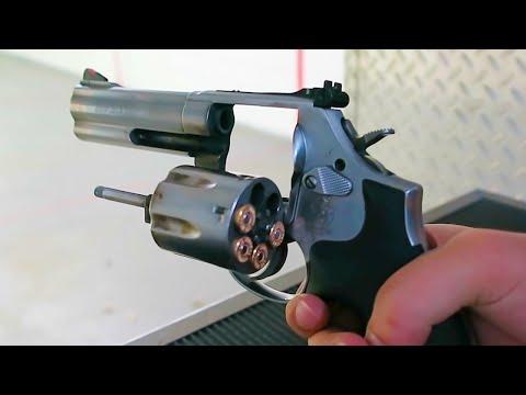 SHOOTING REAL GUNS!