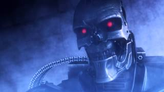 Terminator T - 600 The Devils Hands
