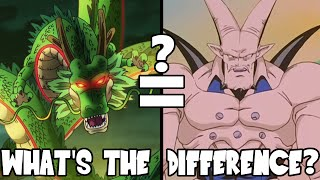 Are Shenron And Omega Shenron The Same Being And Same Strength? (Explaining The Difference)