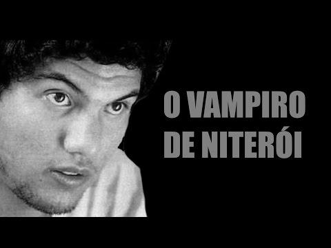 MARCELO ANDRADE o vampiro de Niterói | Mentes Diabólicas