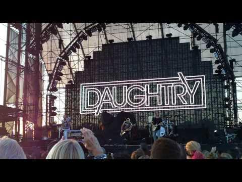 Daughtry backbone Hershey 8 5 2017