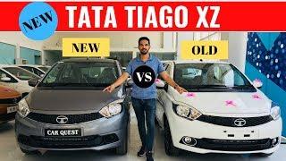 2019 Tata Tiago XZ Variant Full Detailed Review | New Tiago XZ VS Old Tiago XZ | CarQuest