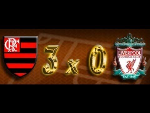 Flamengo 3x0 Liverpool | Mundial 1981 | Melhores Momentos