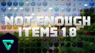 How To Install Not Enough Items Mod Minecraft 1.8