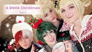 {Holiday Special} A BNHA Christmas: 2! (Part 1)