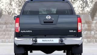 Nissan Navara Frontier III D40 Pickup Double Cab Exterior & Interior