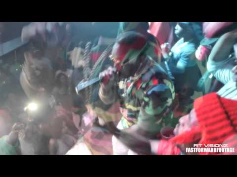 FASTFORWARDFOOTAGE : PeeWee Longway Live at Musiq Mall