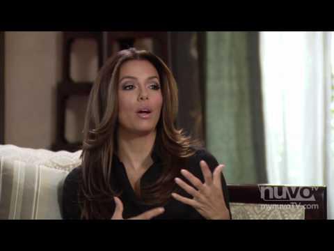 Eva Longoria Talks Latino Culture | Mario Lopez: One On One
