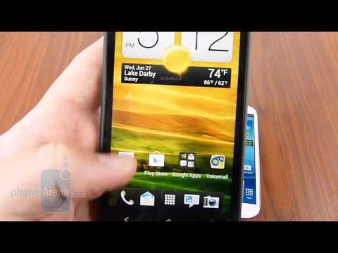 Samsung Galaxy S III vs HTC EVO 4G LTE