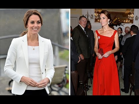 Duchess of Cambridge's style: what Kate wore in Canada