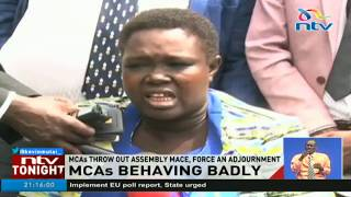 Fist fight breaks out in Kericho county assembly