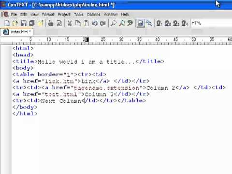 HTML: An Interactive Tutorial - Dave's HTML Code Guide