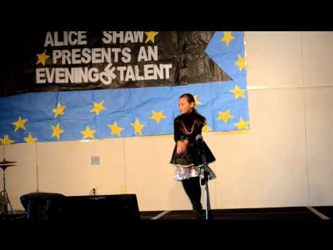 Lily's Talent Show Performance