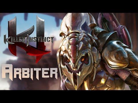Arbiter joins Killer Instinct - Official Trailer