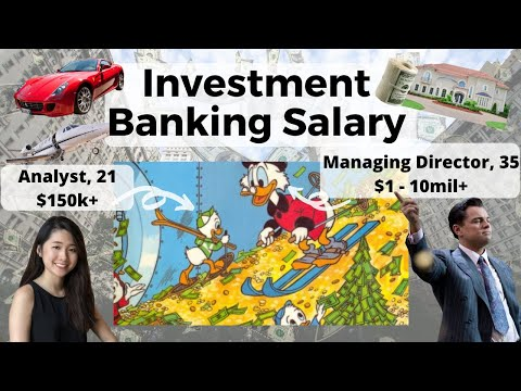 Investment Banking Salaries FULLY EXPLAINED   How Do They Make SO MUCH?