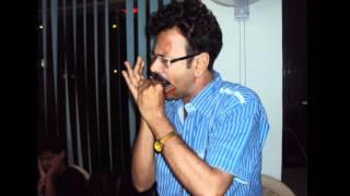 Dil hoom hoom kare  :: Swarup Mitra on harmonica live in Delhi