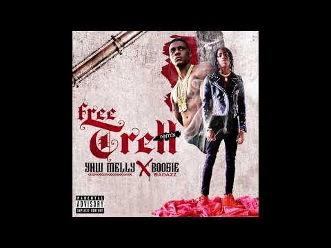 YNW Melly Ft  Boosie Badazz - Free Trell Remix