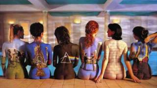 Pink Floyd-Welcome To The Machine With Lyrics