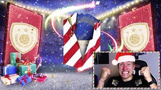 AN ICONIC CHRISTMAS!! - INSANE ICON IN A PACK!! - FIFA 18 Ultimate Team
